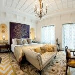 Луксозна спалня в класически стил