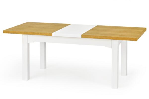Голяма трапезна маса с два цвята