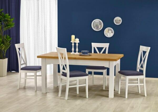 Трапезна маса Лимокс със столове