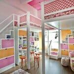 Детска стая на няколко нива