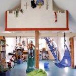 Детска стая с люлки