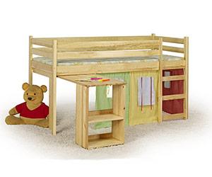 Нестандартни детски легла