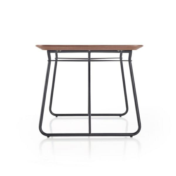 Трапезна маса в индустриален стил Хюи-снимка ширина
