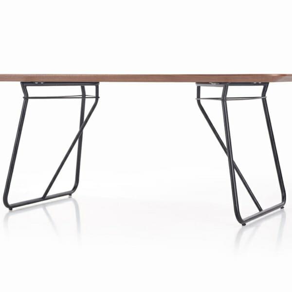 Трапезна маса в индустриален стил Хюи-странична снимка