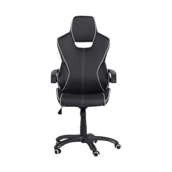Стол във формата на автомобилна седалка-снимка отпред
