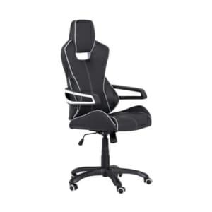 Стол във формата на автомобилна седалка