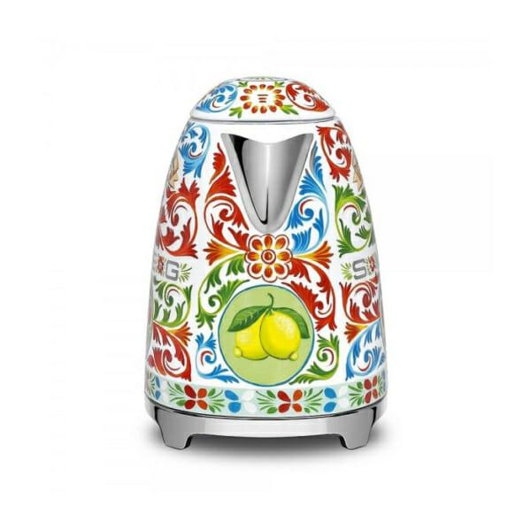Термокана с ретро дизайн SMEG Dolce & Gabbana-снимка отпред