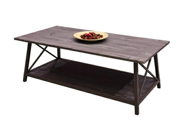 Холна маса в индустриален стил Джийн