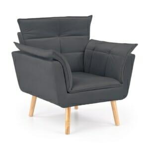 Удобно кресло в модерен стил ( 4 цвята)