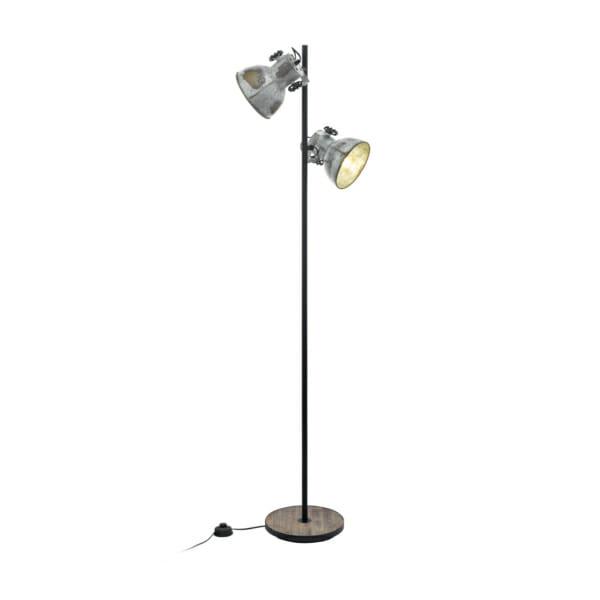 Лампион в цвят състарен цинк серия Barnstaple