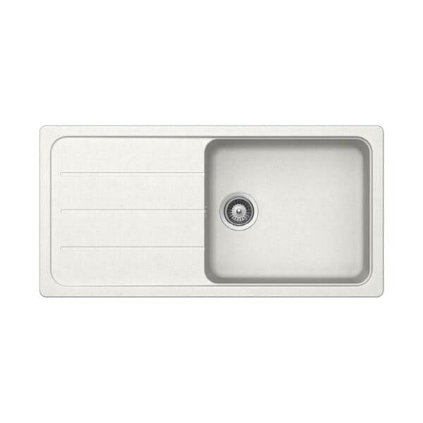 Гранитна мивка за кухня SCHOCK Formhaus D100L-цвят alpina