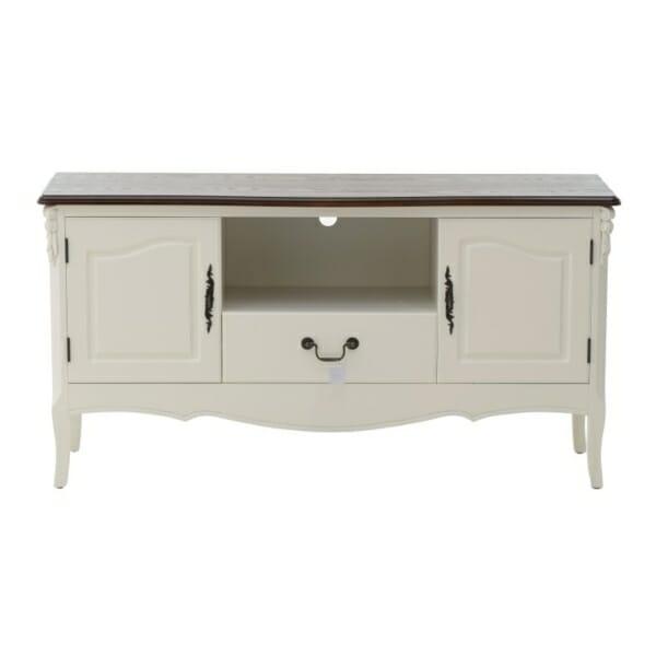 Дървен ТВ шкаф в класически стил Classic - отпред