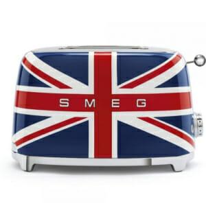 Тостер с английското знаме SMEG