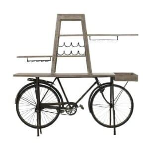Домашен бар велосипед в индустриален стил