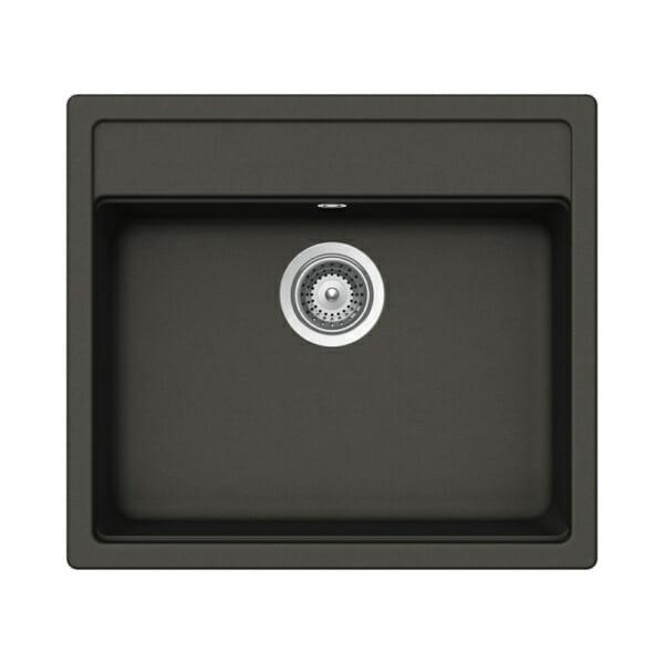 Компактна мивка за кухня SCHOCK Nemo N100 цвят Asphalt