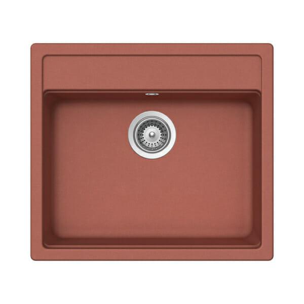 Компактна мивка за кухня SCHOCK Nemo N100 цвят Canyon