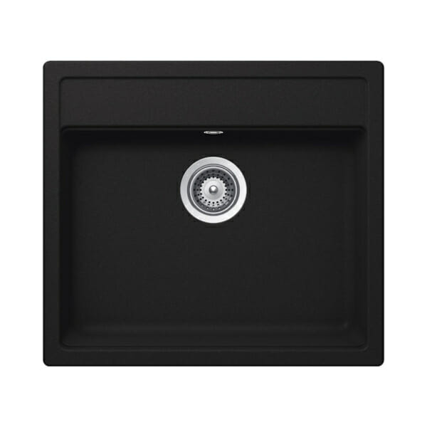 Компактна мивка за кухня SCHOCK Nemo N100 цвят Onyx