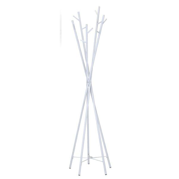 Закачалка сноп от клони в бяло