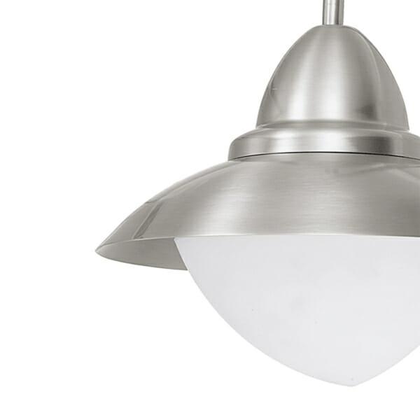 Висок външен лампион с три осветителни тела от серия Sidney