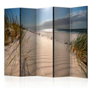 с изображение на плажна дюна - 5 крила