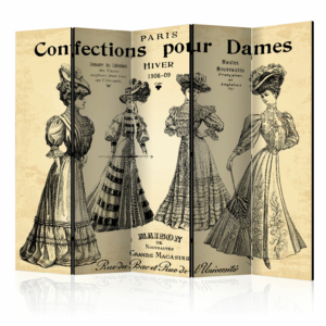 Параван - Confections pour Dames II [Room Dividers]