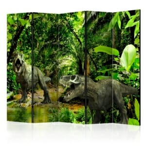 Параван - Dinosaurs in the Jungle II [Room Dividers]