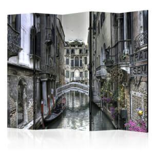 Сгъваем декоративен параван Romantic Venice