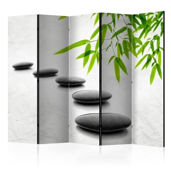 Декоративен параван за дзен интериори
