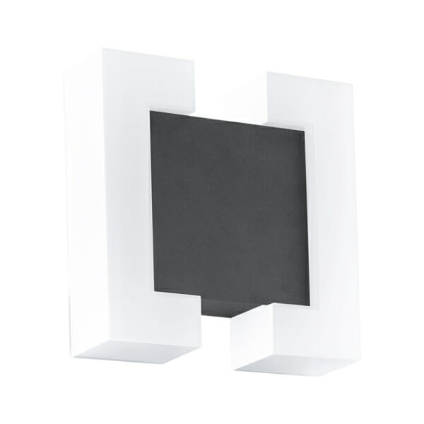 Модерен квадратен LED аплик Eglo серия Sitia