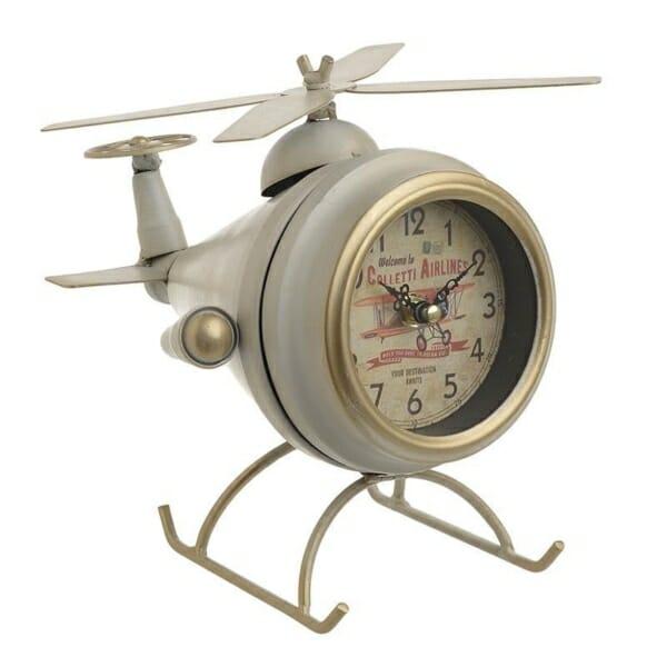 Настолен часовник хеликоптер Colletti Airlines