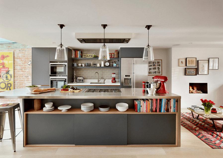 30 Идеи за барплот в кухнята