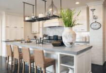 Барплот или остров в кухнята (Съвети, идеи и снимки)