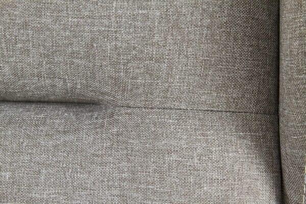 Сиво тапицирано легло - дамаска
