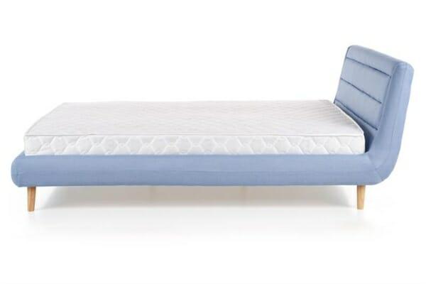 Модерно тапицирано легло - отстрани