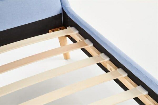 Модерно тапицирано легло с подматрачна рамка