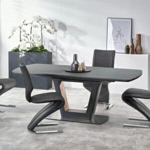 Разтегателна трапезна маса с елегантен дизайн - 2 варианта