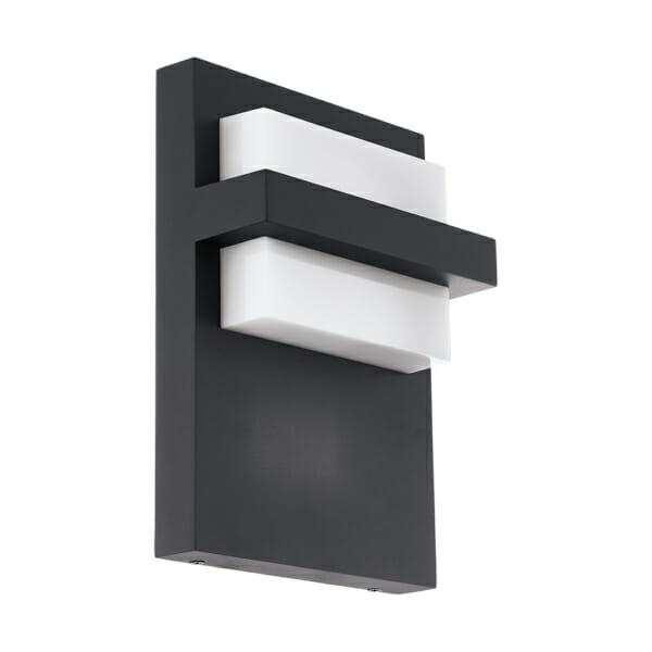 Стилен външен LED аплик Culpina (2 варианта) - антрацит