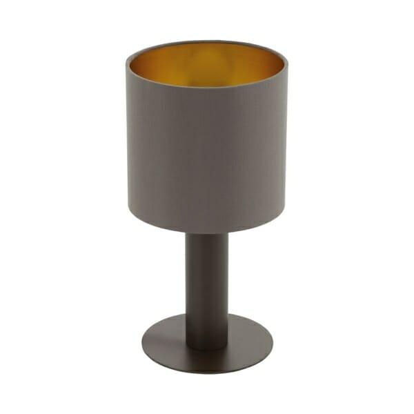 Настолна лампа с цилиндрична форма серия Concessa 1