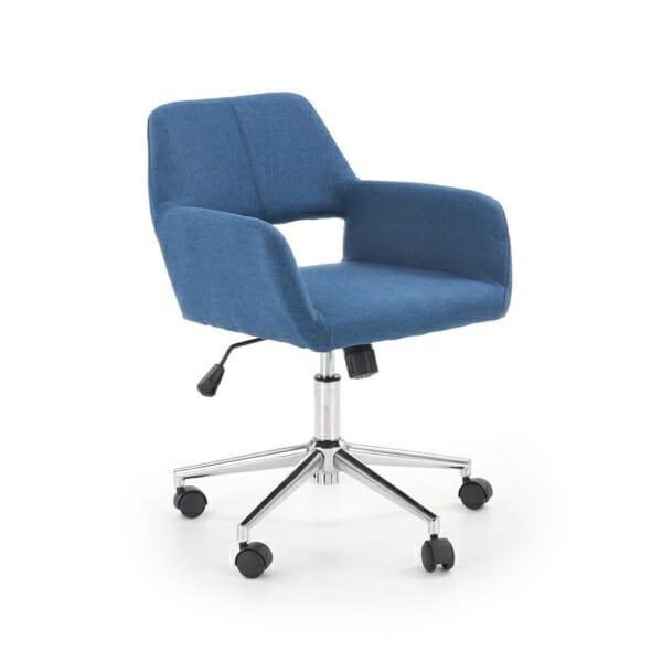 Стол с функции повдигане и люлеене на колелца (2 цвята) - син