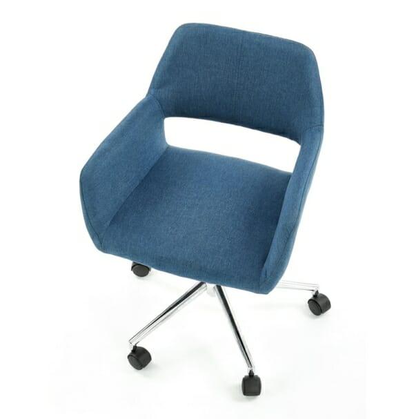 Стол с функции повдигане и люлеене на колелца (2 цвята) - отгоре