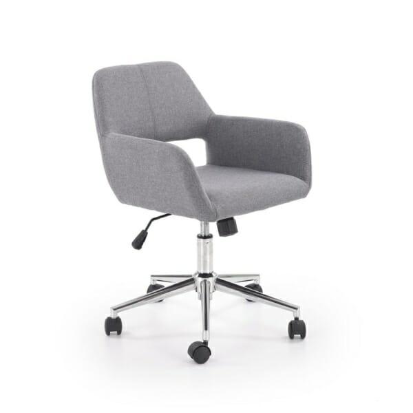 Стол с функции повдигане и люлеене на колелца (2 цвята) - сив