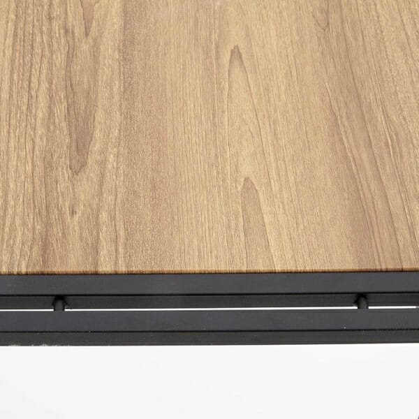 Трапезен комплект маса с 6 стола серия Bolivar-детайл материал