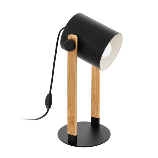 Настолна лампа в индустриален стил серия Hornwood