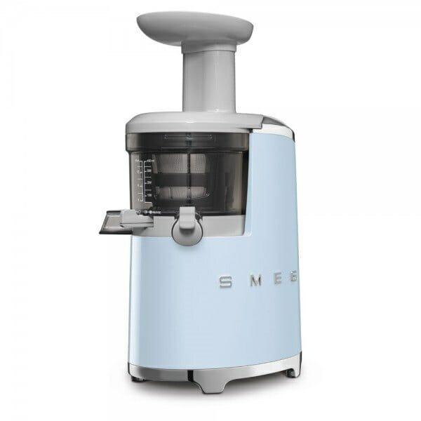Бавнооборотна сокоизстисквачка SMEG (4 цвята) - странично