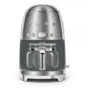 Кафемашина за шварц кафе с ретро дизайн SMEG (7 цвята)