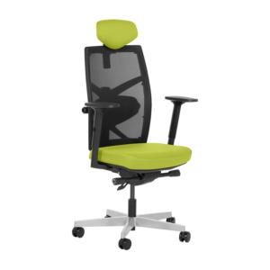 Удобен офис стол с много екстри (6 цвята)