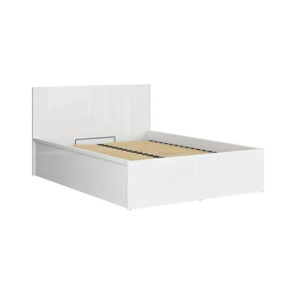 Двойно модулно легло Tetrix (вариации) - бяло с механизъм