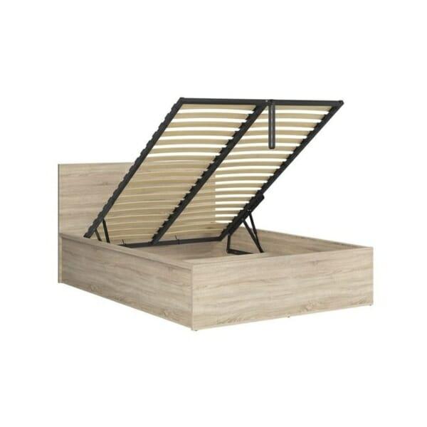 Двойно модулно легло Tetrix (вариации) - дъб сонома с механизъм