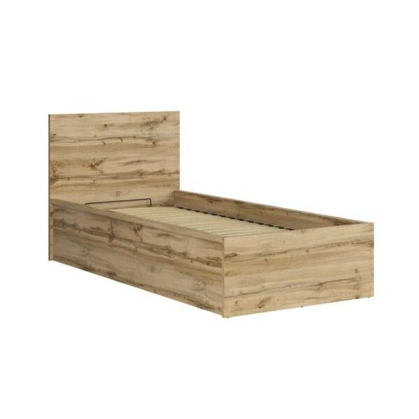 Единично модулно легло Tertrix (вариации) - дъб вотан