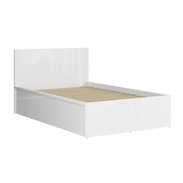 Единично модулно легло Tertrix (вариации) - голямо бяло
